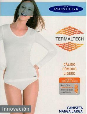 Samarreta interior màniga llarga tèrmica