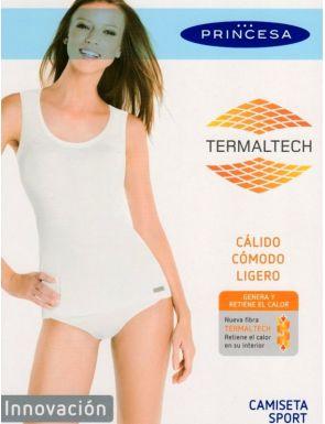 Samarreta sense mànigues tèrmica