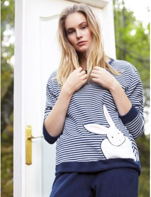 Pijama apelfat de dona Conill