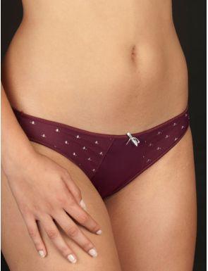 Calceta bikini amb tul i punts Selene