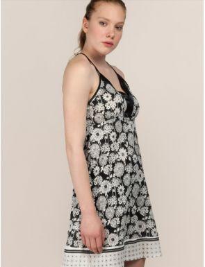 Camisola per dona estampat floral