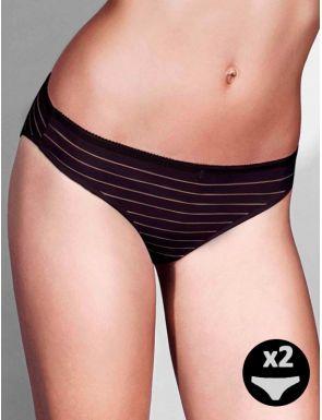 Calcetes fines i elàstiques Gisela x2
