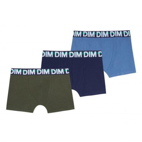 Pack x3 Boxers Nen Colors Llisos DIM