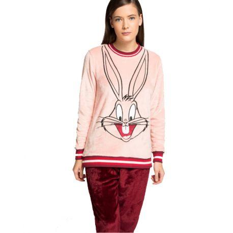 Pijama peluix Bugs Bunny Gisela