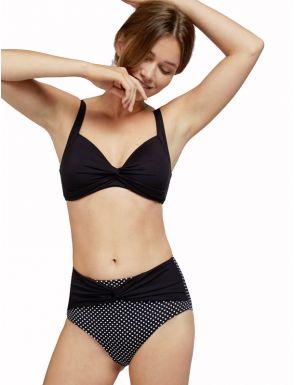 Bikini llis sense aros i amb foam, Gisela