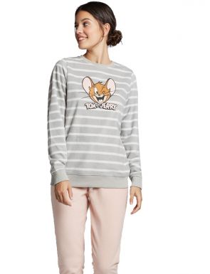Pijama polar Tom and Jerry Dona