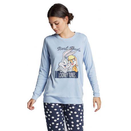 Pijama llarg Looney Tunes