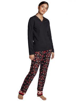 Pijama pantalons estampat