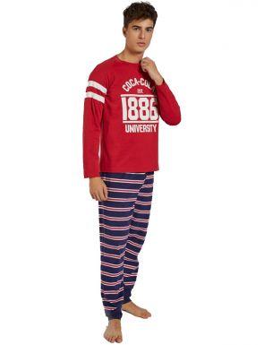 Pijama de punt d'home de Coca Cola