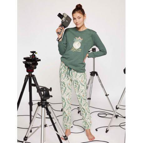 Pijama dona de cotó Gisela