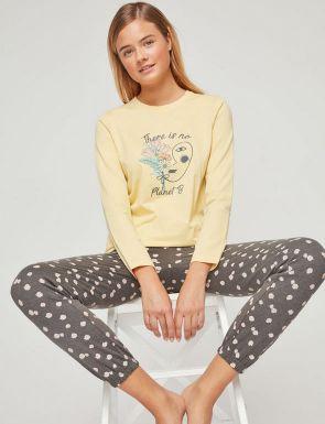 Pijama EKO Planet B de Gisela