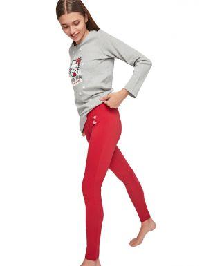 Pijama Hello Kitty legging