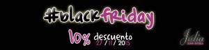 Black Friday - Ropa Interior Júlia