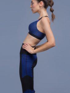 Roba esportiva per dona: Legging efecte shape ¾